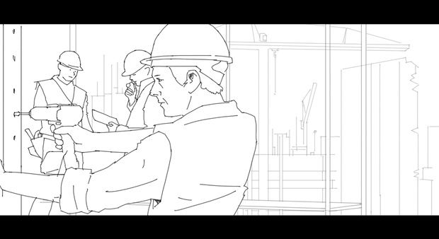 Harald Oehlerking Storyboard schnittfilm berlin