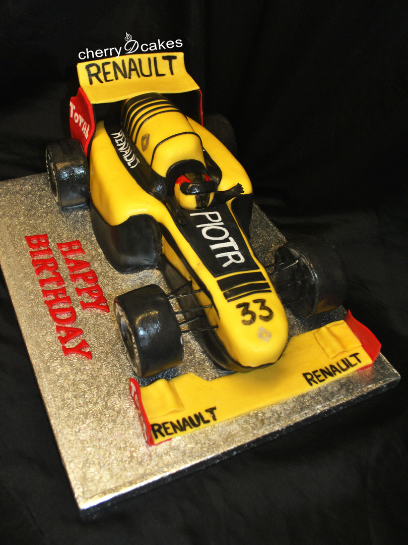 Renault Racing Car