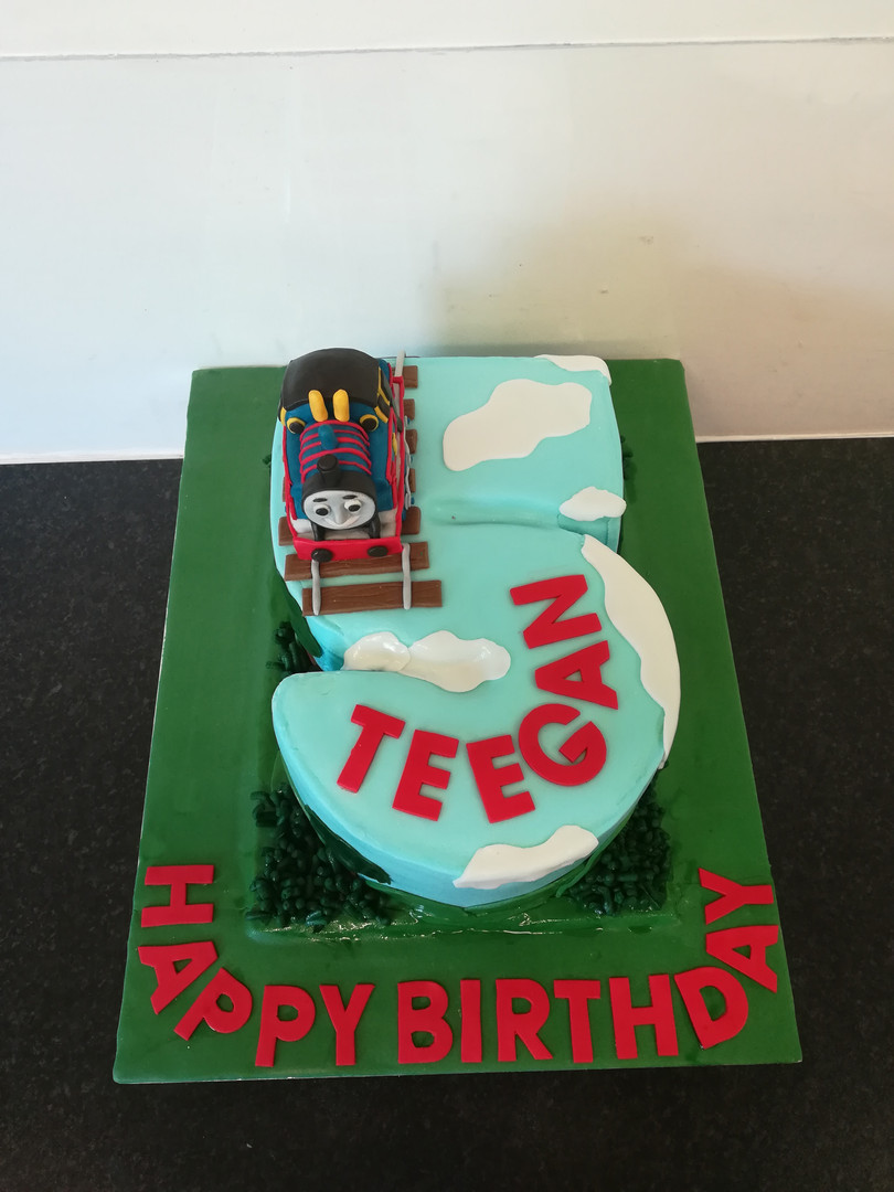 Thomas the Tank Engine (Number 5)