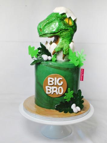 Big Bro Dinosaur