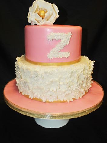 Blossom Dedication Cake