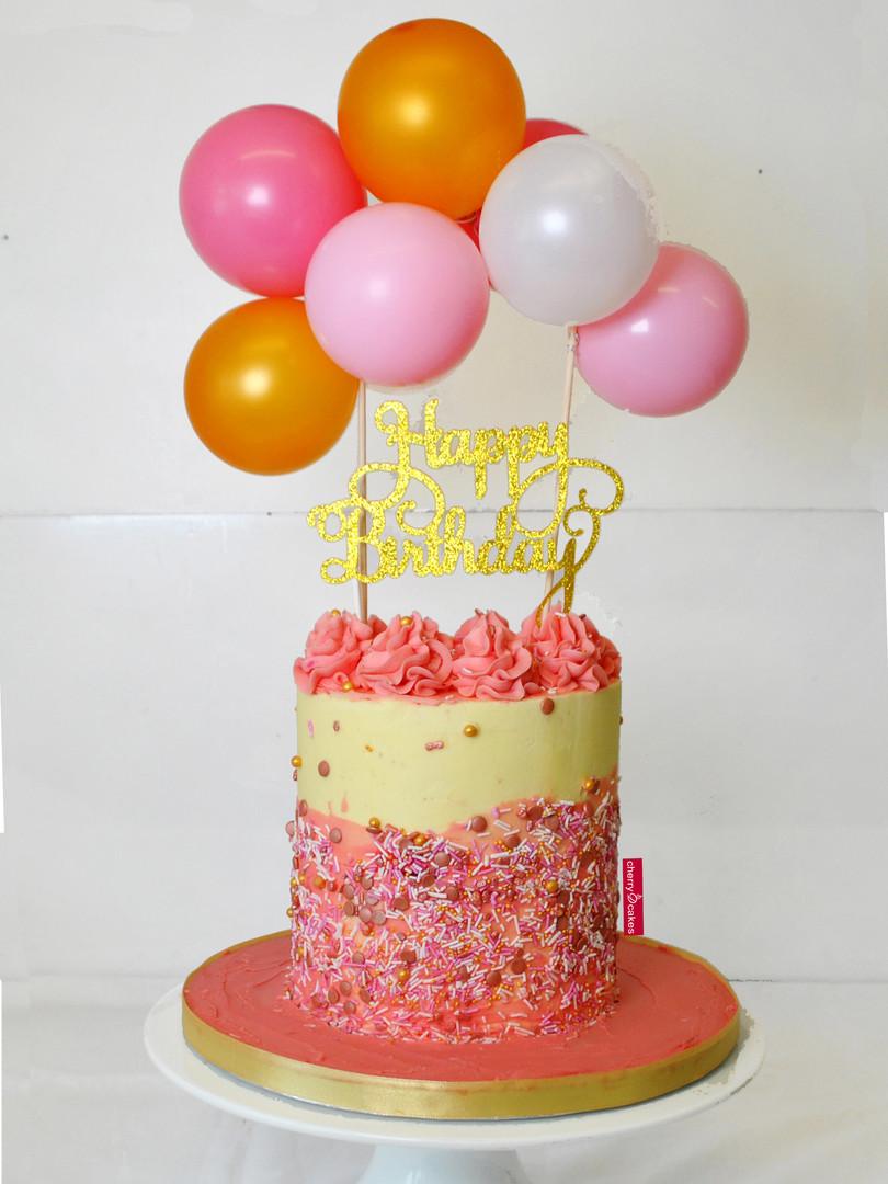 Sprinkles & Balloons