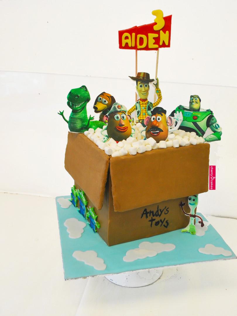 Toy Story Box