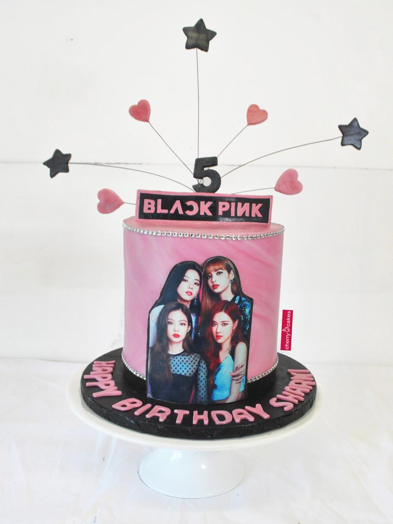 Black Pink (KPOP Group)