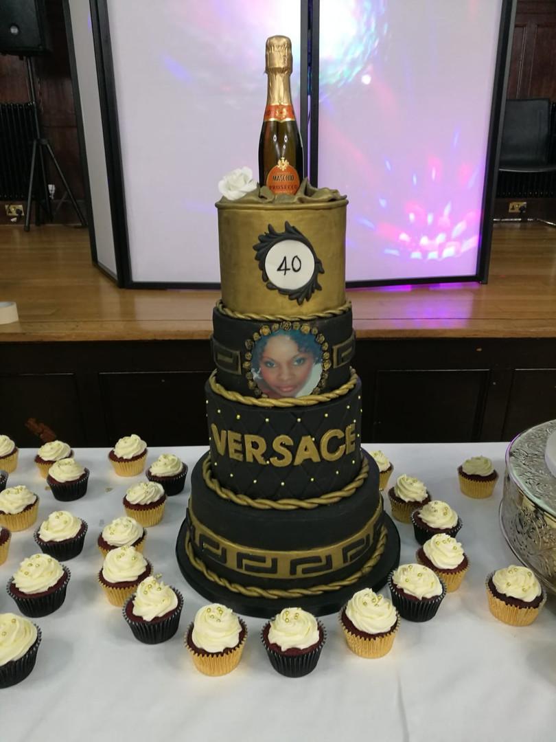 Versace Versace Versace