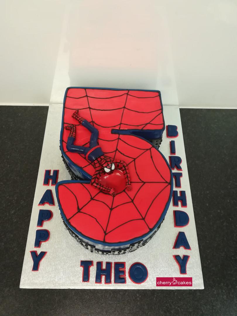 Spiderman (Number 5)