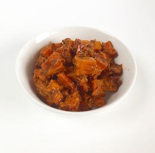 Orange Ginger Sweet Potato