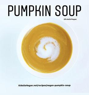 Vegan Pumpkin Soup