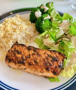 Vegan Salmon