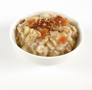 Creamy Apple Oatmeal