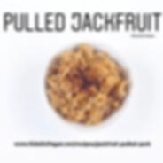 """Jackfruit Pulled 'Pork"""""""