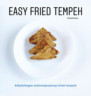 Easy Fried Tempeh