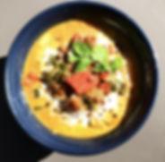 Lentil Tomato Coconut Stew