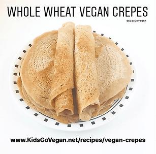 Vegan Crepes