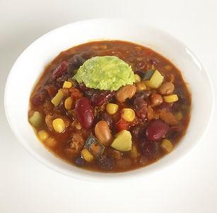 Three Bean Chili