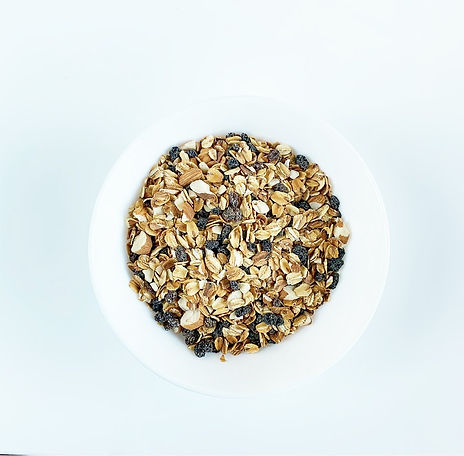 Unsweetened Muesli Recipe