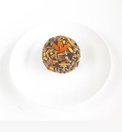 Vegan Wild Rice Pilaf