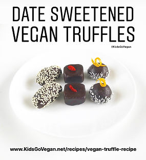 Vegan Truffle Recipe
