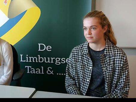 Oer mójertoal klàppe be oer vrinde kan gieë koot. #truierland #dialect #limburg