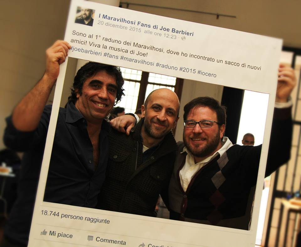 "Raduno ""Maravilhosi!"" 2015"