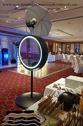 Bespoke Black Beauty Selfie Magic Mirror