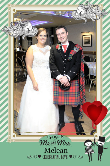 mr & mrs mclean