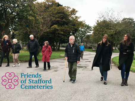 Anfield Cemetery Visit For Stafford Chapel Renovation Prospect