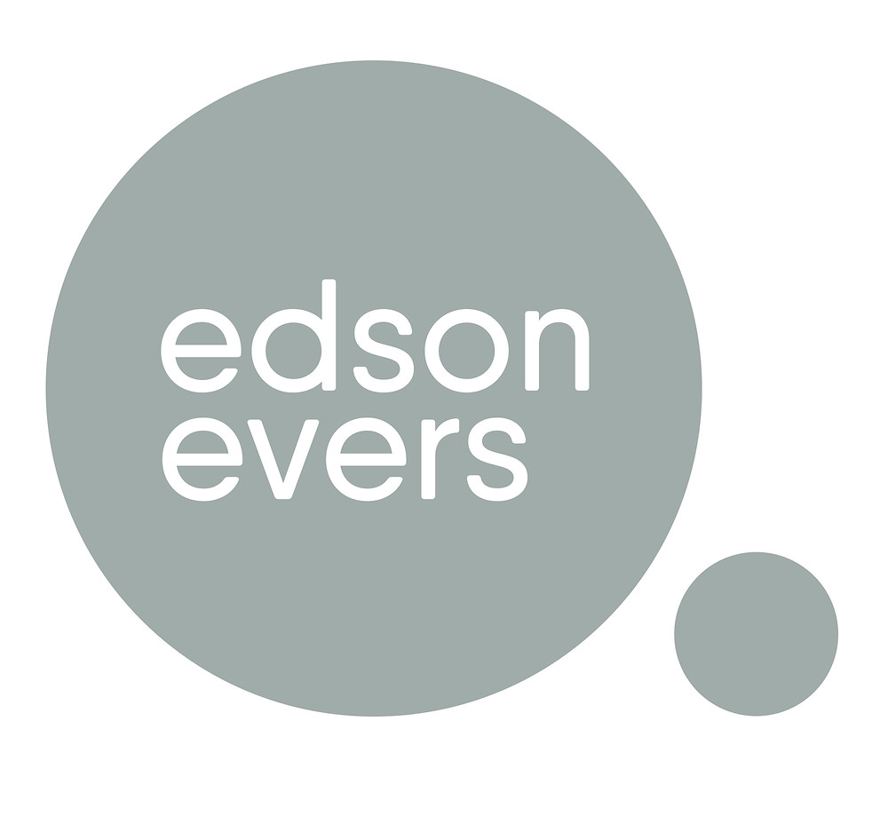 2017 to Present: The latest Edson Evers logo, designer Steve Frampton