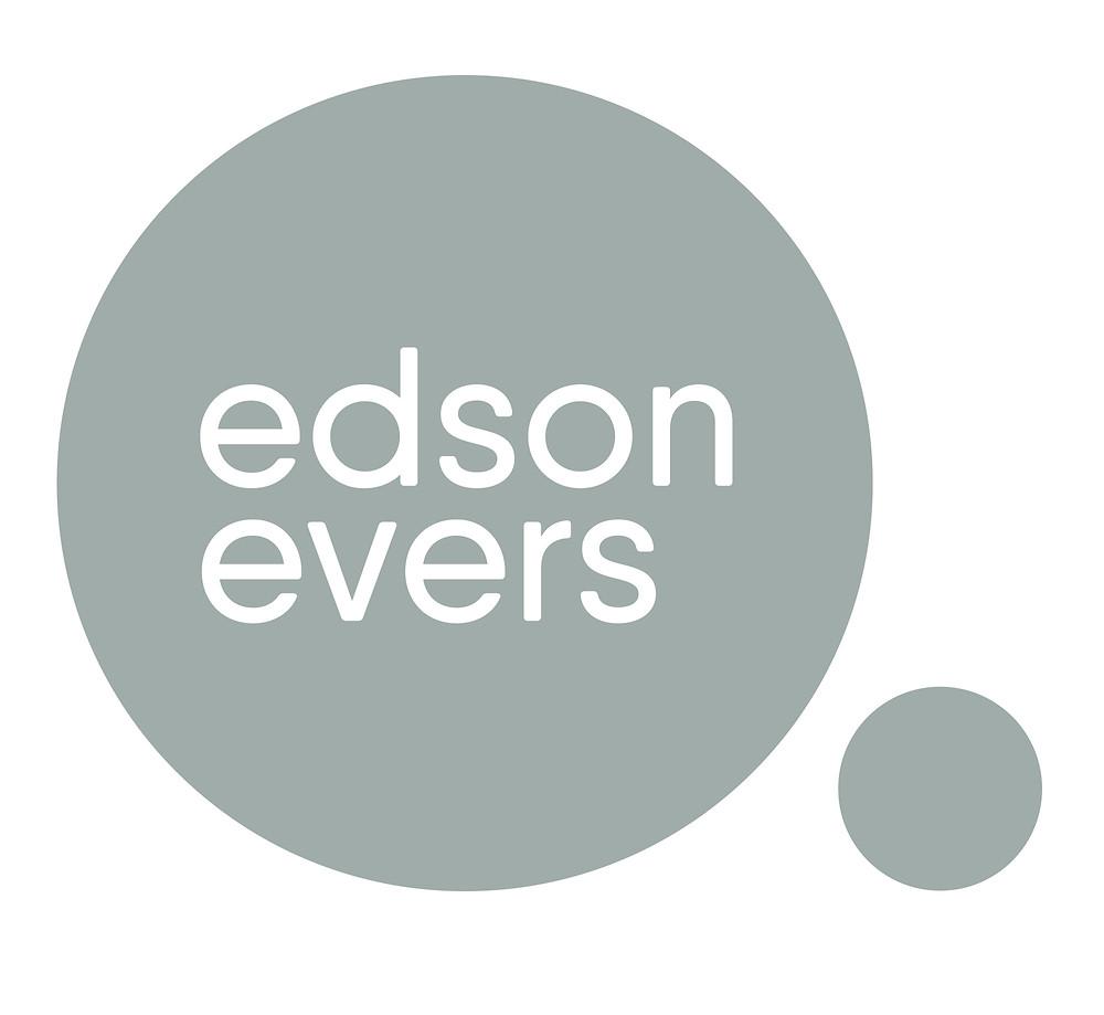 2017 to Present: The latest Edson Evers logo, designer Steve Frampton