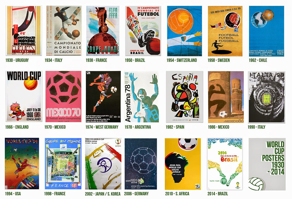 World Cup Posters, Photo: Imgur.com