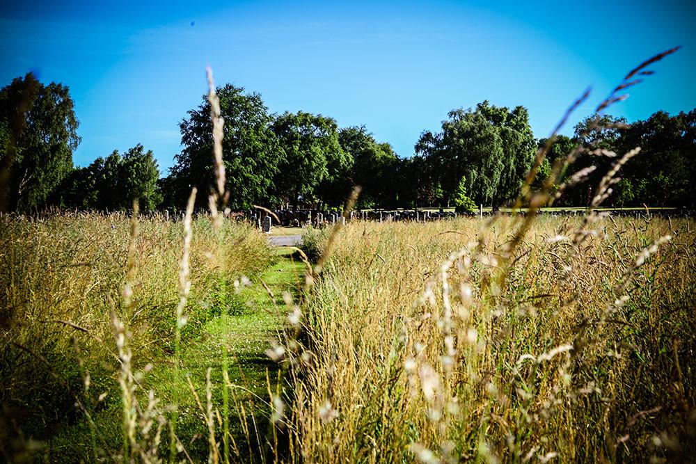 Stafford Crematorium - Photo credit Revere Funeral Photography www.reverephoto.co.uk