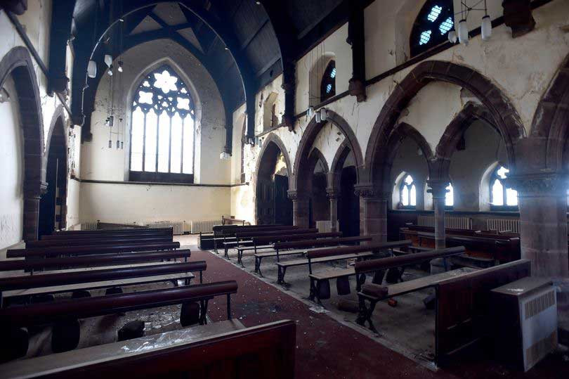 Anfield Cemetery chapel to undergo renovation (Image Jason Roberts / Liverpoool Echo)