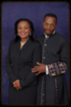 Bishop Carlwell & Rebecca Culp