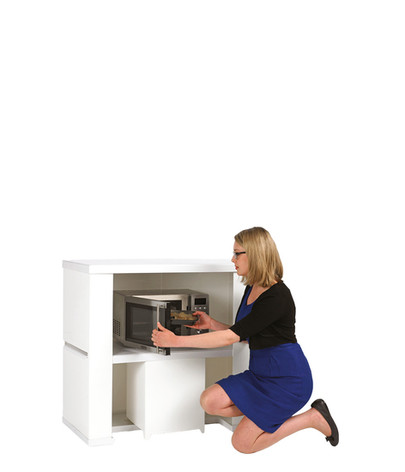 Action optional extra strong shelf