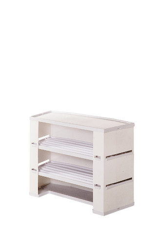 Plus promotional display counter storage