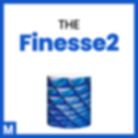 Finesse2 medium promotional display counter