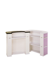 Champion promotional display counter storage