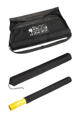 Finesse2 carry bag, graphic tube and bag