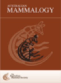 The Australian Mammalogy Society Logo