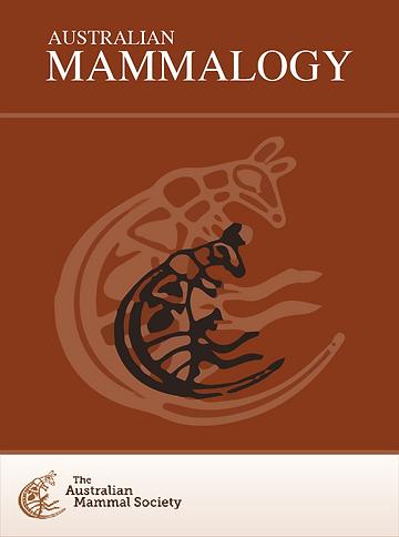 The Australian Mammalogy Society Logo