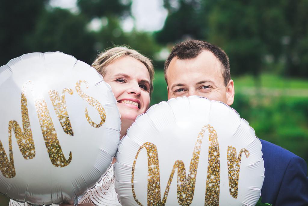 Hochzeitslufballons