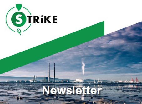 WELCOME TO THE STRIKE PROJECT NEWSLETTER!