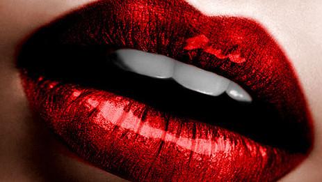Los labios son el rasgo más sexy de una mujer
