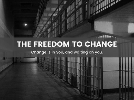 The Freedom To Change