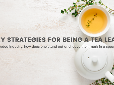 5 Key Strategies For Being a Tea Leader (Snippet)