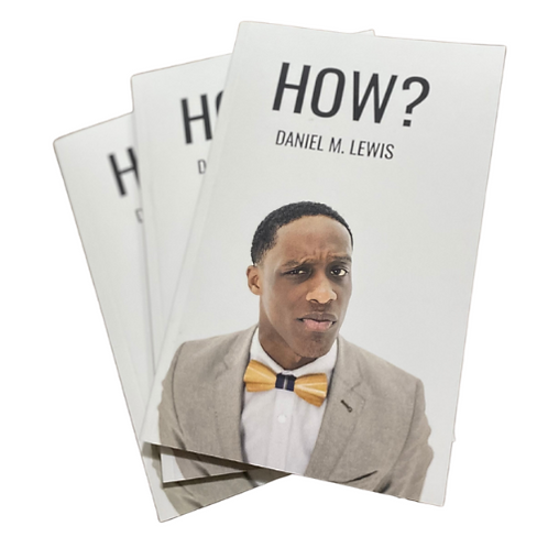 Autobiography Book - How?