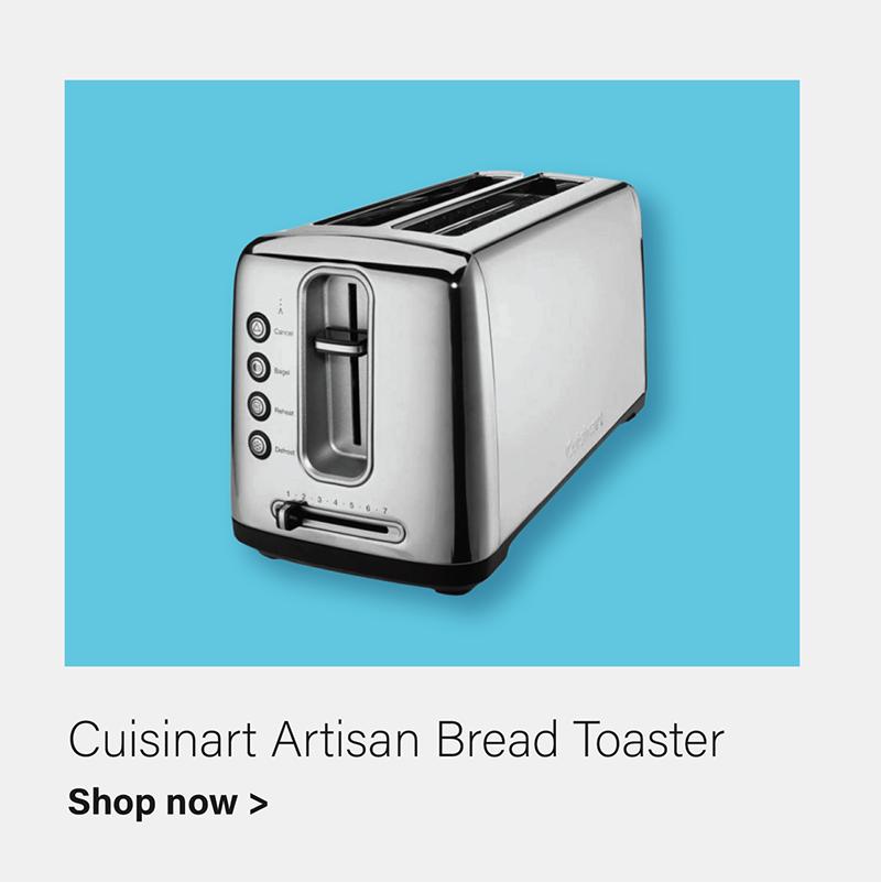 The Bakery™ Artisan Bread Toaster