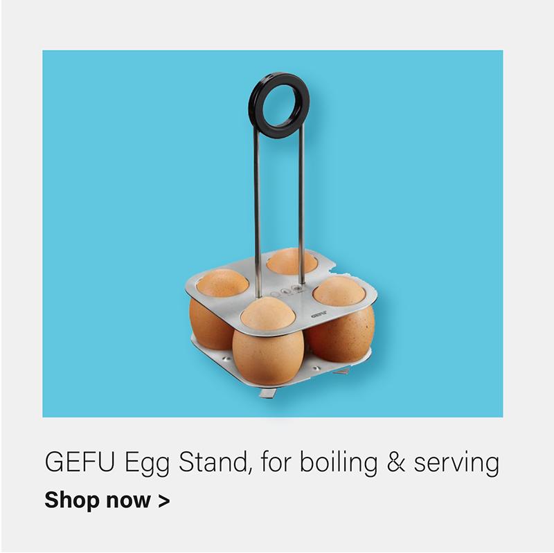 GEFU Egg Stand