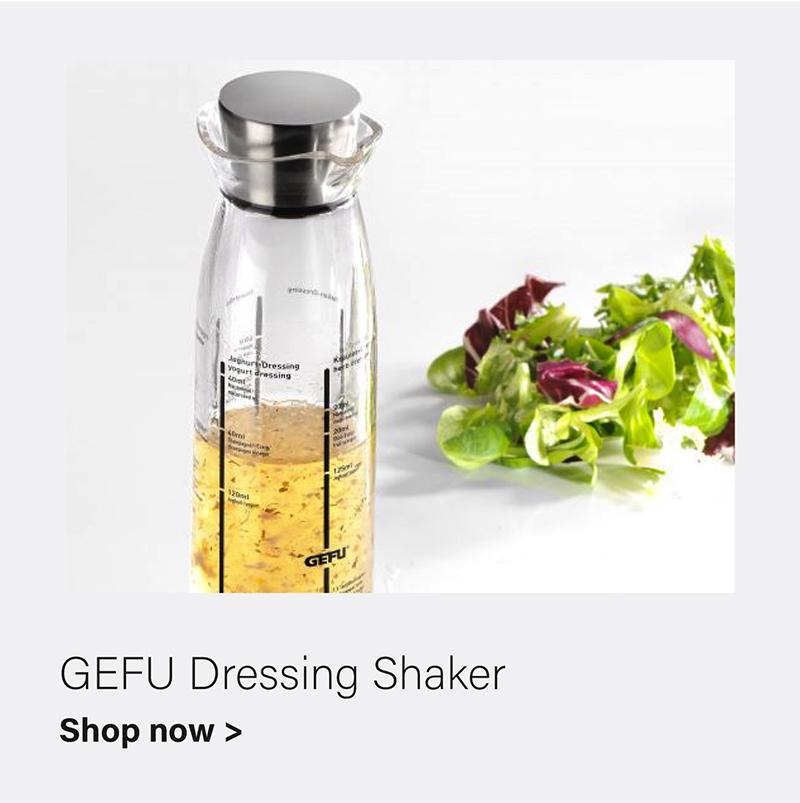 GEFU Dressing Shaker
