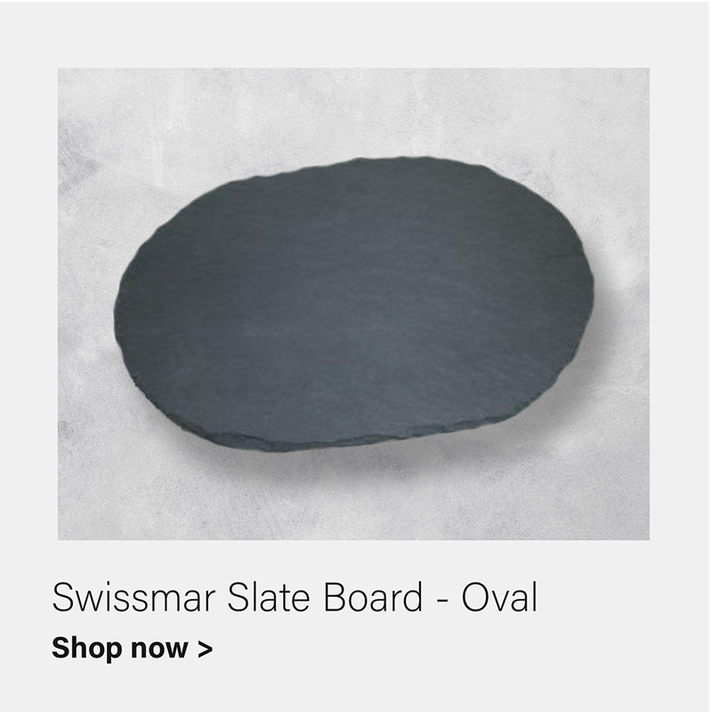 Slate Board - Oval